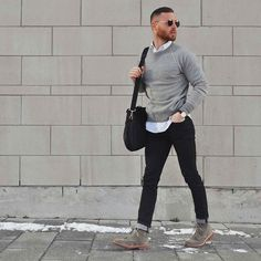 I go all J Crew for exam day | See and shop the look on mrdanielocean.com - Link in bio. by mr.danielocean