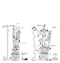 Los rascacielos (Germano Zullo y Albertine)