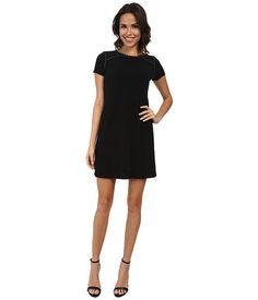 Calvin Klein Calvin Klein Sheath Dress w Studs Black Womens Dress for 82.99 at Im in!