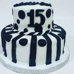 Torta quinceañera
