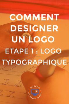 Faire soi même son logo de blog n'est pas si compliqué que cela. Découvrez ici ce qu'est un logo typographique et comment en créer un facilement pour votre blog