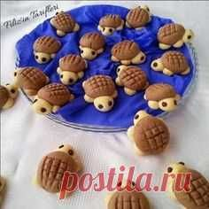 Cookies Et Biscuits, Cake Cookies, Cute Food, Yummy Food, Cookie Recipes, Dessert Recipes, Easter Recipes, Dog Food Recipes, Dinner Recipes