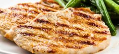 Quick and Easy George Foreman Grill Pork Chops Recipe - Easy Recipe Depot
