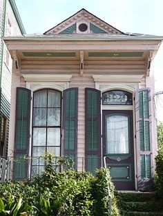 small shotgun house in new orleans