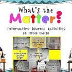Matter - 20 pages- Let your little scientist enjoy this Interactive Journal Activities that could be placed in their notebook.    Includes:  6 Interac...