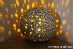 Lichterkugeln Lichterkuppeln – Keramik-Kunst-Kreativ Werkstatt