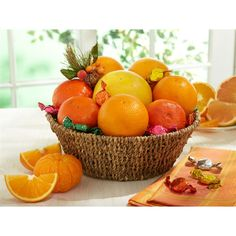 Hales Citrus Lovers Fruit Basket