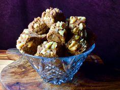 Sweet Maple Walnut Fudge