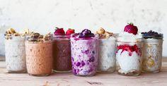 11 nieuwe manieren om je Griekse yoghurt te eten – van zoet tot hartig