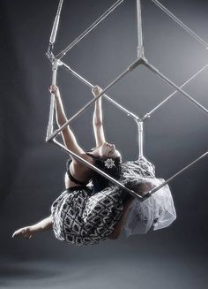 This is the cube i want!!!! Illuminair's Miranda Tempest on Aerial Cube.Photo by Andrew Miller, 2013.
