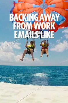 Swap your swivel chair and email for a parasail or a waterslide or a snorkel. Your inbox can wait but your inner child is getting cranky. Play like a pro with Carnival