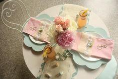 Woodland Fairy Tales Party