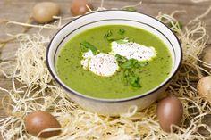 Kalte Avocado-Gurken-Suppe für heiße Sommertage, Rezepte, Sommer