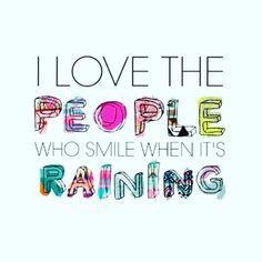 Me #rain  #smile  #love