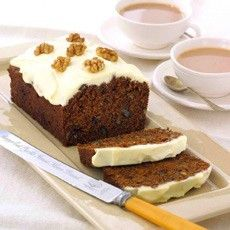 Absolutely amazing carrot cake by Delia! Well worth a go!