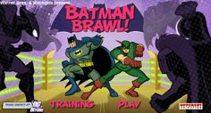 Batman Brawl game online Online Games For Kids, Play Online, Batman Games, Brave And The Bold, Animation Series, Free Games, Hero, Fun, Hilarious