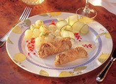 Austrian veal rolls - Oostenrijkse kalfsrolletjes. Peter's Farm Kalfsvlees…