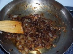 Caramelized Onions f
