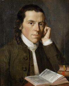 Gilbert Stuart, Benjamin Waterhouse