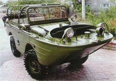 GAZ 46 Amphibious 4x4