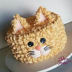 cat cake Birthday cake kids animal dog 35 Super Id - cat Birthday Cake Kids Boys, Birthday Cake For Cat, Birthday Cakes For Women, Cakes For Boys, Animal Birthday Cakes, 70th Birthday, Birthday Gifts, Happy Birthday, Kitten Cake