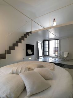 Twin Lofts is an incredible architecture project located in the southern part of Milan from Federico Delrosso. What was once a factory became an impre... -  #Amazing #Factory #into #lofts #Old #Turned #Twin #homedecor