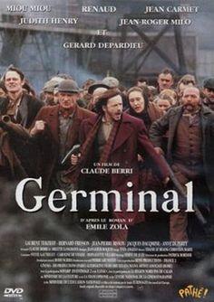 Germinal - naar het boek van Emile Zola. Door Claude Berri met o.a. Gérard Depardieu. Lees erover op: http://www.fransefilms.nl/germinal/