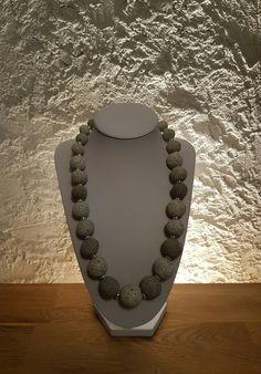 Pearl Necklace, Pearls, Chain, Mirror, Design, Jewelry, Decor, Fashion, Minerals