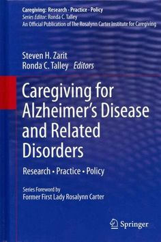 Caregiving for Person with Alzheimer's Disease or a related Dementia