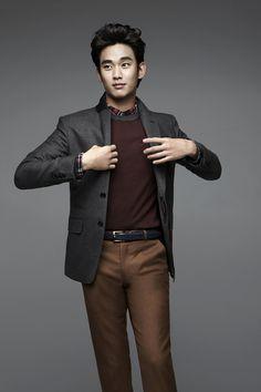 ZIOZIA Fall 2012 Campaign Featuring A Dashing Kim Soo Hyun « Couch Kimchi