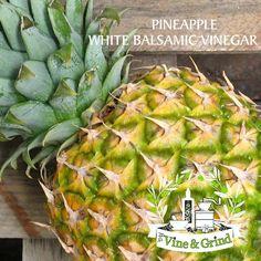 White Balsamic Vinegar, Pineapple, Fruit, Food, Pine Apple, Essen, Meals, Yemek, Eten