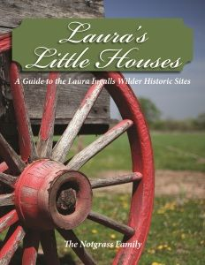 FREE Laura's Little Houses - A Guide to the Laura Ingalls Wilder Historic Sites! - Blessed Beyond A Doubt