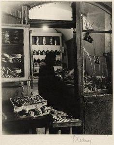Roman Vishniac - The General Store, Jewish Life in Eastern Europe, ca. 1935-38.