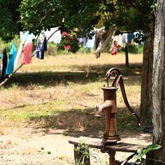 Bomba de agua manual. Las faenas en el llano son laboriosas. #waterpump # Apure #Venezuela #ElNacionalWeb #MiLlano_Estrella #igersvenezuela #igersven #instahub #instagood #instamood #instacool #Llanos