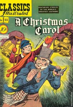 Other Christmas Carols: 1948 A Christmas Carol illustrated!