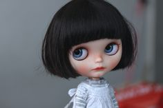 https://flic.kr/p/oP4s3p | Jamie | Jimmy's sister. She's finally ready, I'm sorry for the delay, she insisted on getting a PuPe scalp too :) Soon...