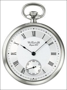 Tissot Lépine Mecánico, reloj de bolsillo