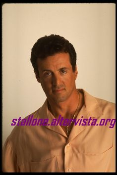 Sly N.B., Sly Stallone, Sylvester Stallone, man