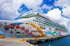 The Groove Cruise set sail to Cozumel via the Norwegian Pearl. Photo: veranmiky.com