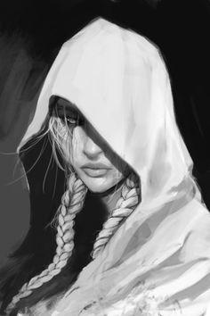 "badasserywomen: ""Just because we are on the subject of books. Dark Fantasy Art, Fantasy Girl, Fantasy Artwork, Female Character Design, Character Creation, Character Art, Dnd Characters, Fantasy Characters, Female Characters"