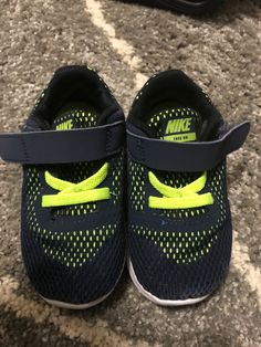 29731d1394c7 Nike Toddler Shoes Size 6C Boys Infant Infant Child-Navy Green  fashion   clothing  shoes  accessories  babytoddlerclothing  babyshoes (ebay link)