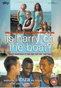 Is Harry On The Boat? [DVD]: Amazon.co.uk: Danny Dyer, Rik Young, Des Coleman, Davinia Taylor, Will Mellor, Kate Magowan, Daniela Denby-Ashe...