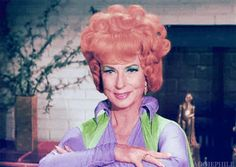 Bewitched... Endora.