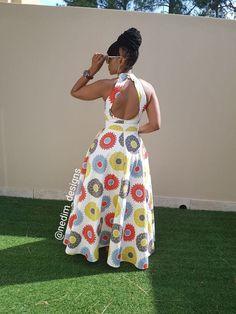 Maxi Dresses Nedim Osmanovic designs – African Fashion Dresses - African Styles for Ladies African Fashion Designers, African Print Fashion, Africa Fashion, Fashion Prints, African Attire, African Wear, African Women, African Print Dresses, African Fashion Dresses