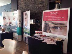 Titus Health Care aanwezig op het 10e Clustersymposium te Maastricht. Met informatie over de insertie van de T-Safe Koperspiraal. #anticonceptie, #TSafe, #koperspiraal