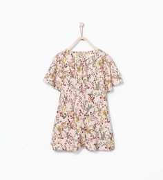 Image 2 of Printed jumpsuit from Zara  $39.90