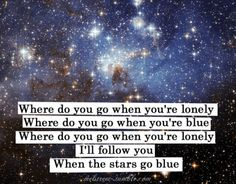 When the Stars Go Blue - Ryan Adams