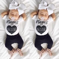Newborn Infant Baby Boys Girls Bodysuit Romper Jumpsuit Outfits Sunsuit Clothes in Clothing, Shoes & Accessories, Baby & Toddler Clothing, Girls' Clothing (Newborn-5T) | eBay