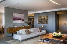 Apartamento com coleção de arte em São Paulo | Coletivo Arquitetos