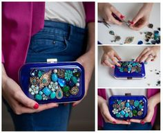 Most women like to buy clutches and they always spend a large sum of money buying the clutches or other kinds of bags. Yet, if you know some ideas about how to recreate your clutches, then you can save a lot of money. So, your personal stylist today wants to share with you 17 fashionable …